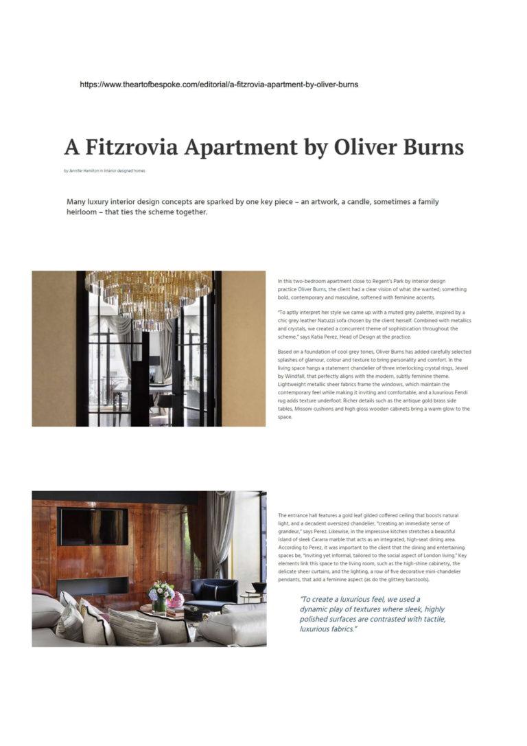 2. The Art of Bespoke - Firtzovia Apartment-1